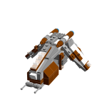StarWars: Republic Gunship